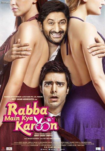 Rabba Main Kya Karoon - DVD (Hindi Movie / Bollywood Film / Indian Cinema) by Akash Chopra