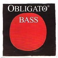 Pirastro ピラストロ / OBLIGATO オブリガート オーケストラチューニング (コントラバス弦セット G1、D2、A3、E4)