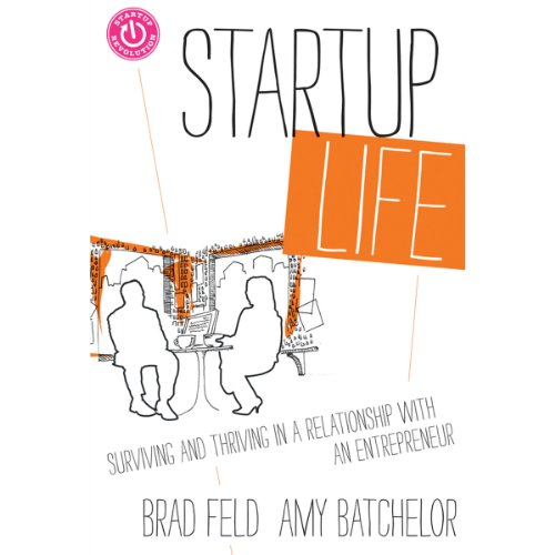 Startup Life audiobook cover art
