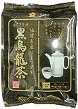 日薬壮健 黒烏龍茶リーフティーパック32P8袋×4包 160g