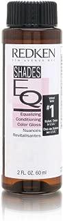 Redken Shades EQ Color Gloss, 09N Cafe Au Lait, 2 Ounce