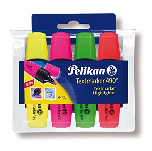 Pelikan 943324 - Pack de 4 marcadores