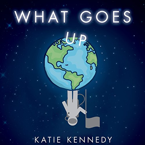 What Goes Up audiobook cover art