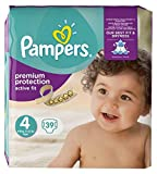 Pampers Active Fit Pampers Active Fit Pannolini taglia 4 GA © Ant (8
