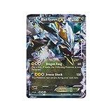Pokemon - Black Kyurem ex (100/113) - Legendary Treasures - Holo