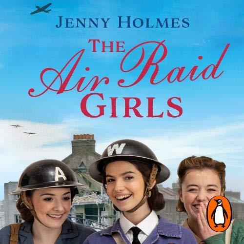 The Air Raid Girls cover art
