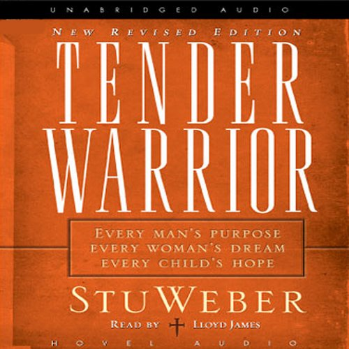 Tender Warrior audiobook cover art