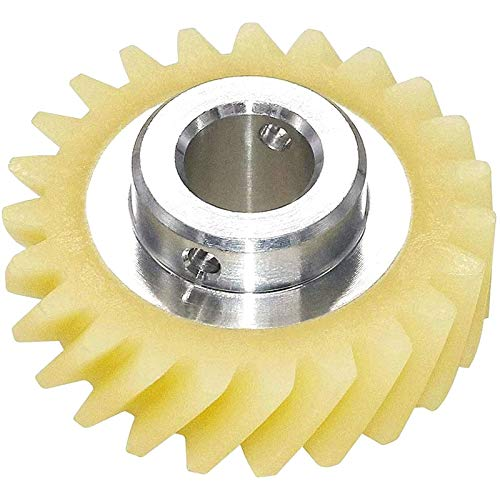 Moligh doll W10112253 Ersatzteil für Mischerschneckengetriebe Perfekt für -Mischer Geeignet - Ersetzt 4162897 4169830 AP4295669
