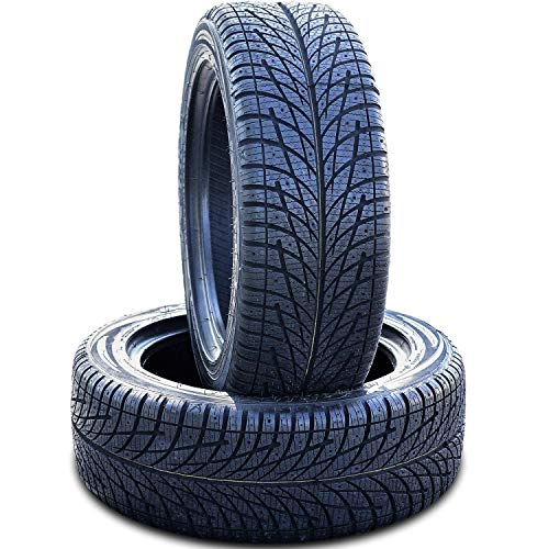 Set of 2 (TWO) Accelera X Grip Winter Touring Radial Tires-225/45R18 95V XL