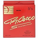 R.Cocco リチャードココ ベース弦 5弦用 RC5C N (ニッケル .045-.125)