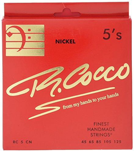 17位:R.Cocco 『ベース弦』