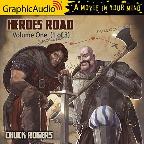 Heroes Road: Volume One (1 of 3) cover art