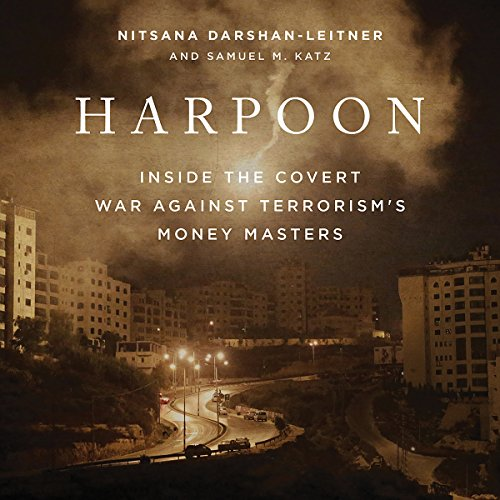 Harpoon audiobook cover art