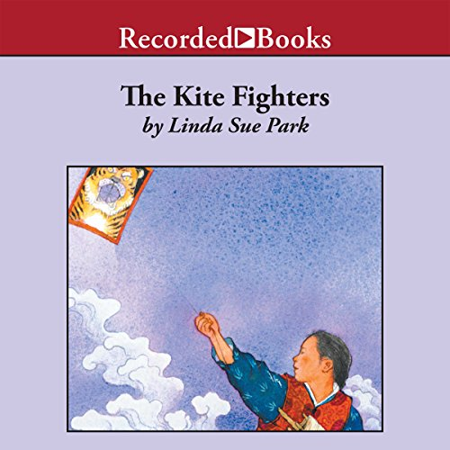 The Kite Fighters audiobook cover art