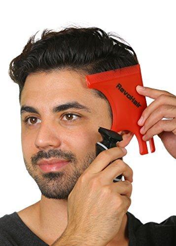 RevoHair Self - Haircut Tool - Multi-Curve Hairline...