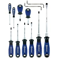 Kobalt 12-Piece Plastic Handle Magnetic Multi-Bit Screwdriver