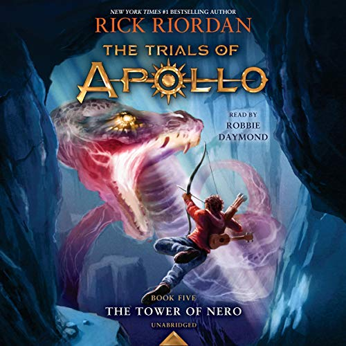 The Tower of Nero Audiobook By Rick Riordan cover art
