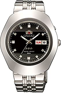Orient Watch for Men, Stainless Steel, SEM70005B8