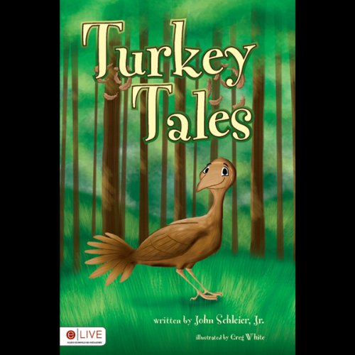Turkey Tales audiobook cover art