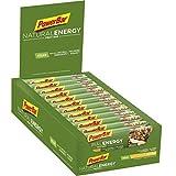 Powerbar Natural Energy Fruit & Nut Bar Apple Strudel - 24 Barras