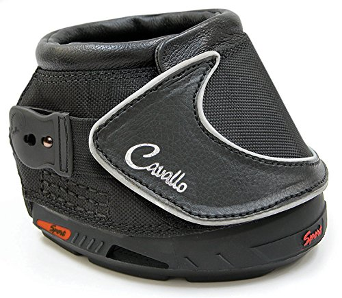 Cavallo Hufschuhe Sport Gr.2 Black 1Paar