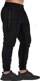Men's Joggers Sweatpants Casual Jogger Pants Mens Workout...