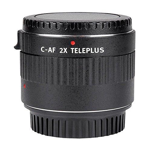 VILTROX C-AF 2X Ampliación Teleconversor Extensor Auto Enfoque Lente para Canon EOS EF 5D...