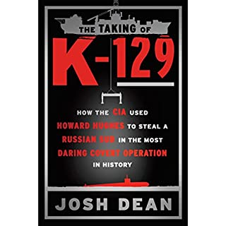 The Taking of K-129 cover art