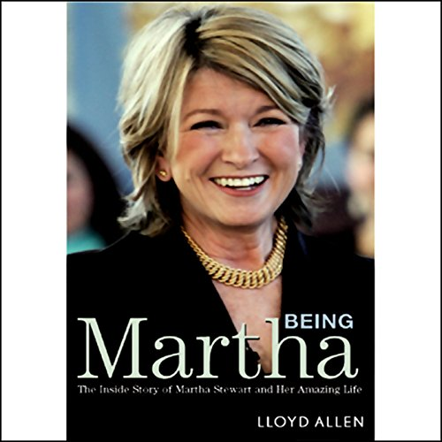 Being Martha cover art