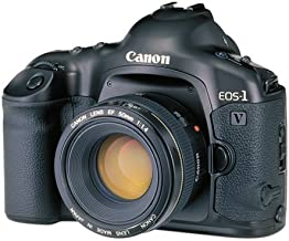 $1098 » Canon EOS-1V Professional SLR Body (Discontinued by Manufacturer) (Renewed)