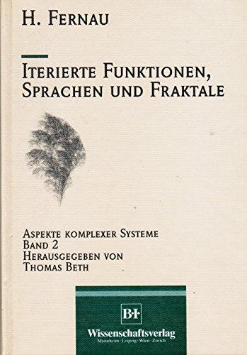 Iterierte Funktionen, Sprachen und Fraktale