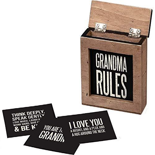 Primitives by Kathy 103458 Words of Wisdom - Grandma Rules