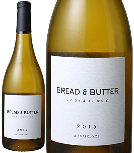 ブレッド&バターワイナリー(BREAD&BUTTER WINERY)『ブレッド&バター シャルドネ(Bread & Butter Chardonnay)』