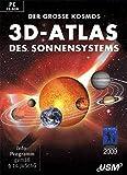 Der große Kosmos 3D-Atlas des Sonnensystems - United Soft Media Verlag GmbH (USM)