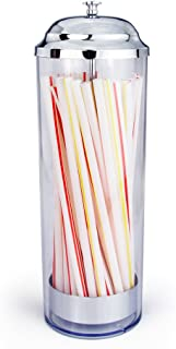 Best old fashioned straw dispenser Reviews