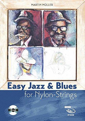 Easy Jazz & Blues for Nylon-Strings