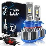 WinPower - H7 - Kits de conversión de bombillas para faros LED CREE con Canbus - 70W 7200Lm 6000K xenón blanco - 2 Piezas