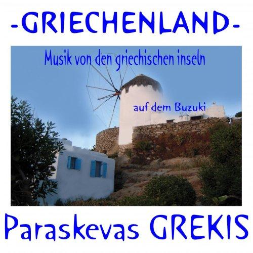 Musik von den griechischen Inseln auf dem Buzuki