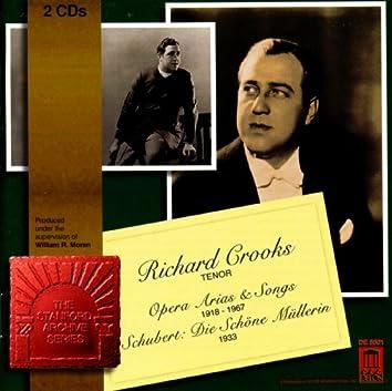 Crooks, Richards: Opera Arias / Songs (1925-1945)