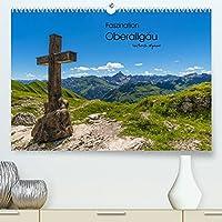Faszination Oberallgaeu (Premium, hochwertiger DIN A2 Wandkalender 2022, Kunstdruck in Hochglanz): Faszinierende Aufnahmen aus dem Oberallgaeu (Monatskalender, 14 Seiten )