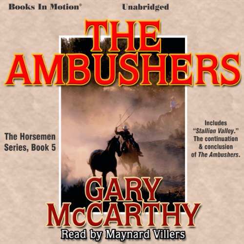 The Ambushers audiobook cover art