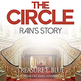 The Circle: Rain's Story audiobook cover art