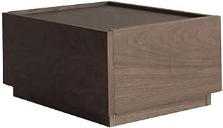 JFFFFWI Tables de Chevet Table d'appoint Table Basse avec tiroir Armoire de Rangement pour Salon Armoire de Cuisine Casier...