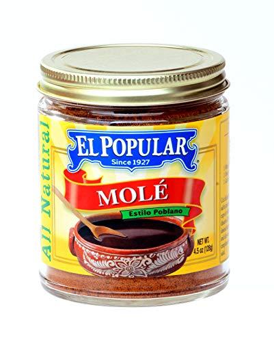 El Popular Mole Powder (6 Pack)