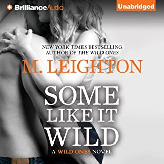 Some Like It Wild audiobook cover art