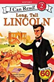 Long, Tall Lincoln (I Can Read Level 2)