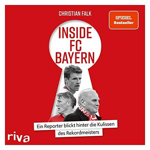 Inside FC Bayern cover art