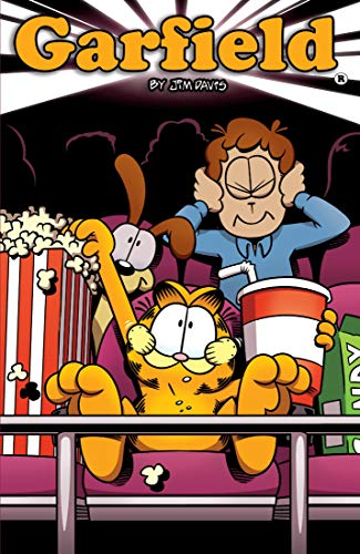 Garfield: Vol 7 Great Fat Cat Cartoon Comics Books For Kids, Boys , Girls , Fans , Adults