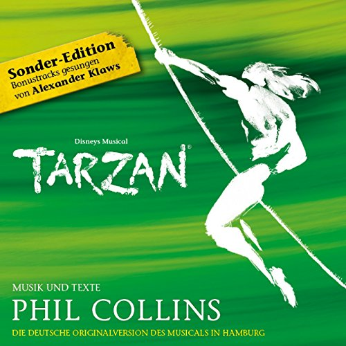 Disneys Musical: Tarzan (Music by Phil Collins) - Sonder Edition