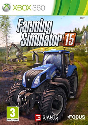Farming Simulator 15 (Xbox 360) [Edizione: Regno Unito]